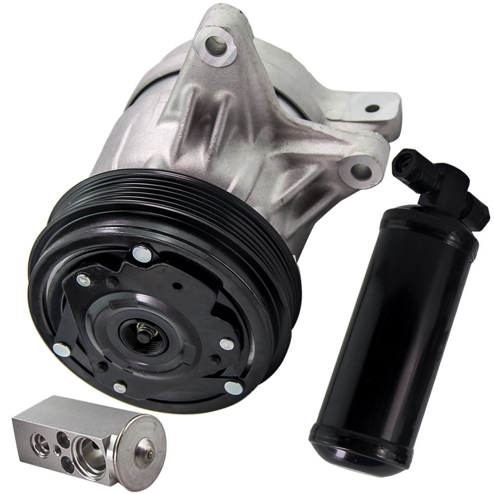 New Air Conditioning AC Compressor /& Drier To Fit Holden Statesman V6 WH /& WK