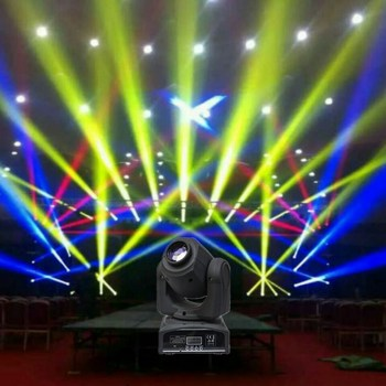 60W LED Spot Moving Head Light LED DJ Spot Light moving heads lights super bright LED DJ Spot Light спот spot light olivia brass 2764111