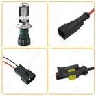 FEELDO 1 satz Auto Scheinwerfer AC 12 v 55 watt H4 HID Xenon Birne Hallo/Lo Strahl Bi xenon Lampe Licht Dünne Drossel HID Kit # AM4485 - 3