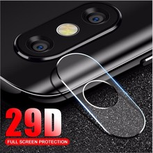 hot deal buy new 29d camera lens protector tempered glass for xiaomi mi play mix 2s 3 a1 redmi note 5 6 7 pro global for poco phone f1 film