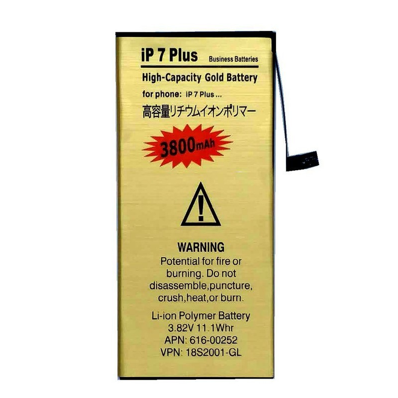 Suqy 10pcs 0 cycle for apple iPhone 7 plus li-ion Battery Replace Phone Bateria Accumulator wholesale batteriesSuqy 10pcs 0 cycle for apple iPhone 7 plus li-ion Battery Replace Phone Bateria Accumulator wholesale batteries
