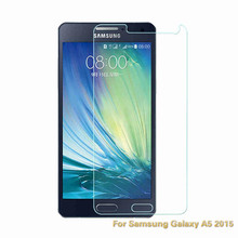 5.0 inch For Samsung Galaxy A5 2015 Screen Protector For Samsung A5 Duos HSPA Tempered Glass For SM A500F A500FU A5000 A500H LTE