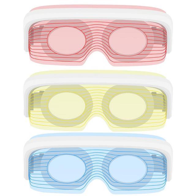 Adjustable LED Eye Mask