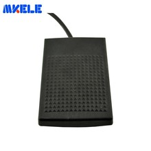 IMC Hot SPDT Nonslip Rubber Metal Industrial Momentary Electri C Power Foot Pedal Switch Since Reset  Limit Controller