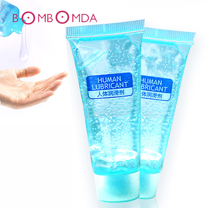 Sex Shop Personal Lubricant Water Based Lube Pain Relief -4653