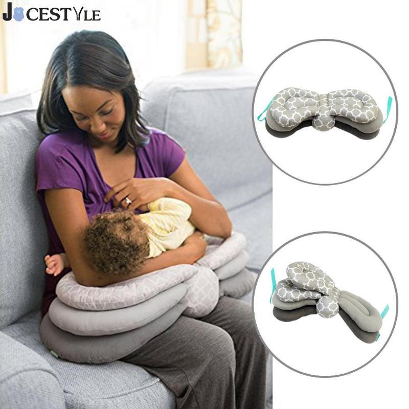 Allaitement bébé oreillers multifonction allaitement oreiller couche lavable réglable modèle coussin infantile alimentation oreiller bébé soins