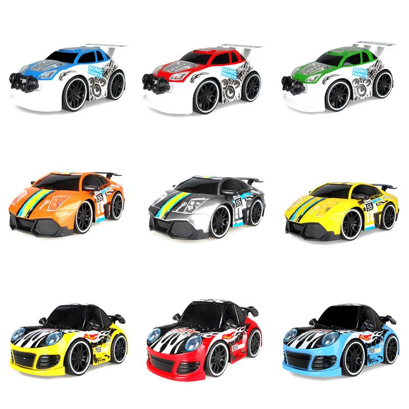 Charitable 1:20 Four-way Remote Control Car Model Children's Toy Car Remote Control Car For Children Birthday Gifts Extremely Efficient In Preserving Heat