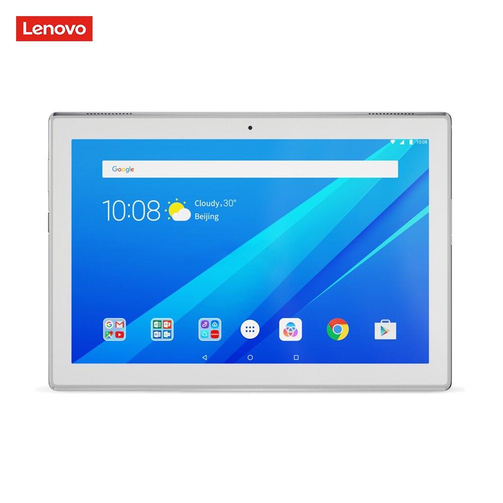 Orginal Lenovo Tab4 10.0 inch Android 7.1 TAB 4 X304F / X304N LTE 2G RAM 16G ROM 1280x800 IPS Lenovo tab4 Tablet PC