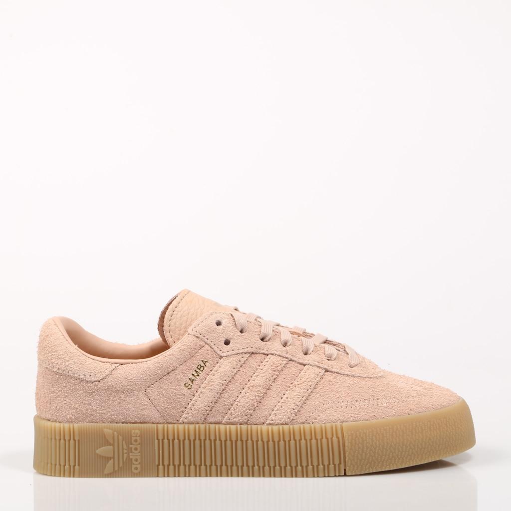 ADIDAS SAMBAROSE W Rosa Mujer 67449-in Running Shoes from ...
