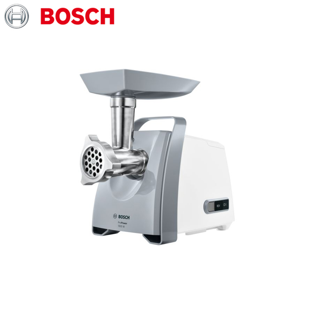 Meat Grinders Bosch MFW66020 home kitchen appliances electric chopper bear portable electric meat grinders 2l 300w 2 gears glass mini blenders 4 blades copper engine meat cutter kitchen appliances