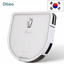 Dibea GT200 Smart Gyroscope Robot Vacuum Cleaner For Home Automatic Sweeping Dust Sterilize Smart Planned Washing Mopping