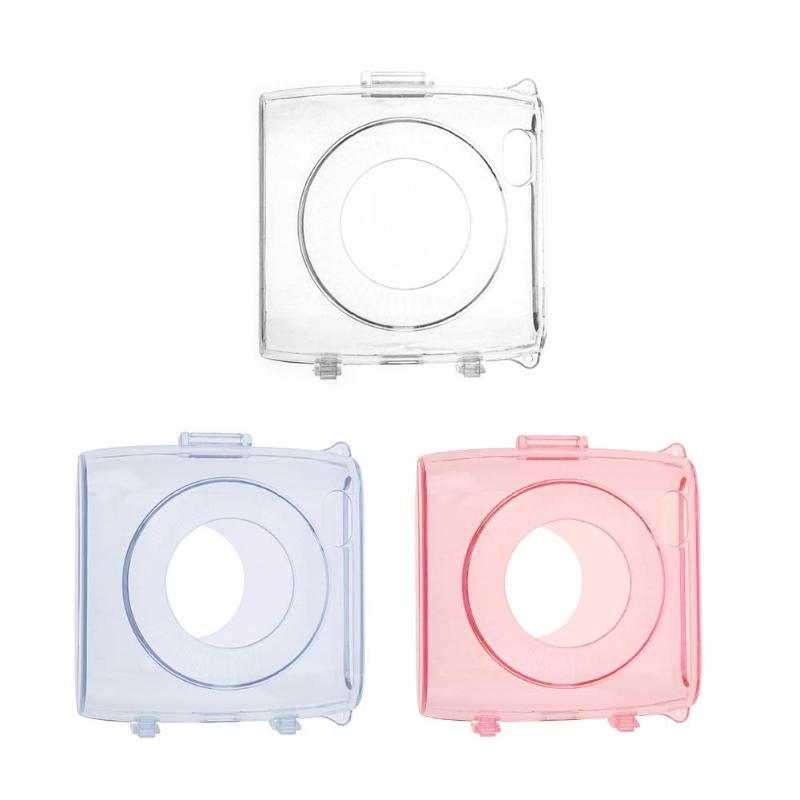 9cm Anti-fall Printing Cover P2 Pocket Print Thermosensitive Photo Printer Case Crystal Protective Shell for PAPERANG(China)