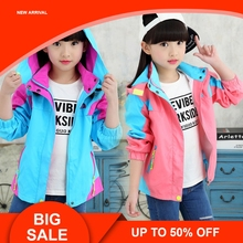 Baby Girl Clothes Autumn Children Clothing Jackets Girls Jacket New Fashion Kids 4-12 Year old Best Selling