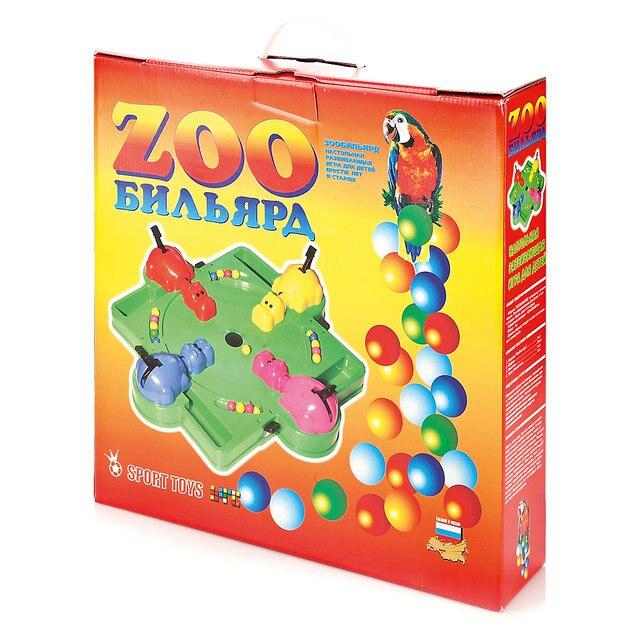 Настольная игра ZOOбильярд