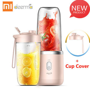 Blender Cut-Mixer Juice-Cup Electric-Juicer Mini-Usb Xiaomi Rechargable Automatic Wireless
