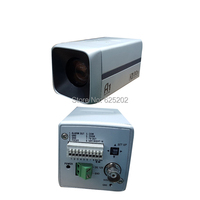 Zoom Box Camera AHD 1080P 2.0MP 30X Optical Zoom OSD Function RS485 Control