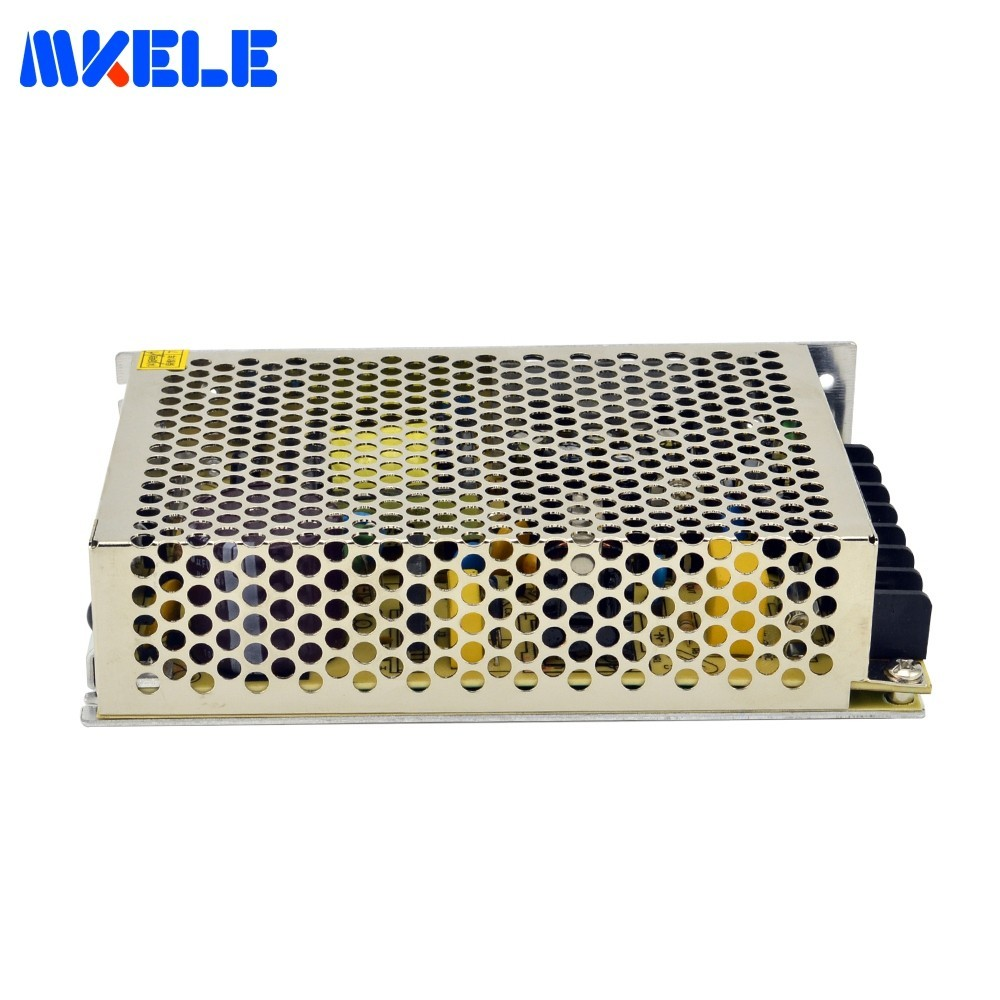 AC To DC Triple Output Switching Power Supply 75W Triple Output Net 75D DC Output 5V 24V 12V 100 ~ 240V AC Input Power Supply