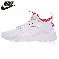 Nike Air Huarache Ultra ID Men's Running Shoes Authentic Breathable Air Mesh Outdoor Sneakers # 875841 116