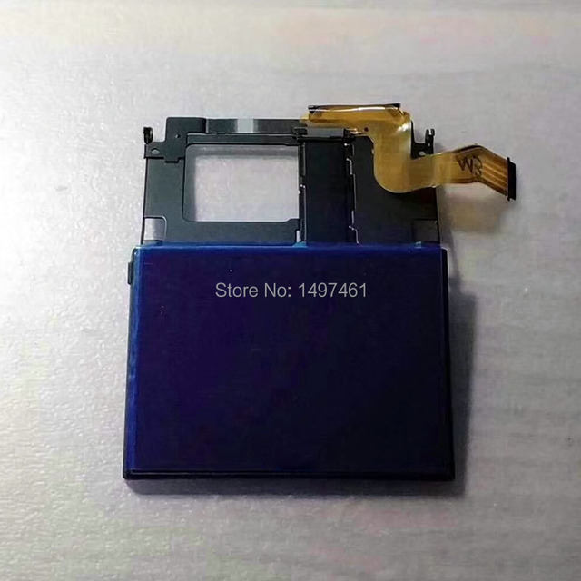 New LCD Display Screen assy with LCD hinge repair parts For Sony DSC RX100M5 RX100V RX100 5 RX100M5 Camera