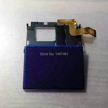 Novo Display LCD Screen assy com dobradiça LCD de peças de reparo Para Sony DSC RX100M5 RX100V RX100 5 RX100M5 Câmera