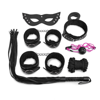 bondage kit handcuffs whip restraints bdsm sex toys for couples adult sex toys slave sex tools for sale mouth gag sexy sexshop