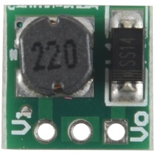 0.9-5V To 5V DC-DC Step-Up Power Module Voltage Boost Converter Board 1.5V 1.8V 2.5V 3V 3.3V 3.7V 4.2V Green