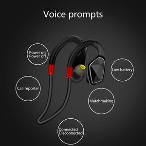 Image 5 - Portable Earphones Sports Wireless Bluetooth In Ear Earbuds Waterproof Stereo Hd Sounds Running Exercising Devices Noise Cancel