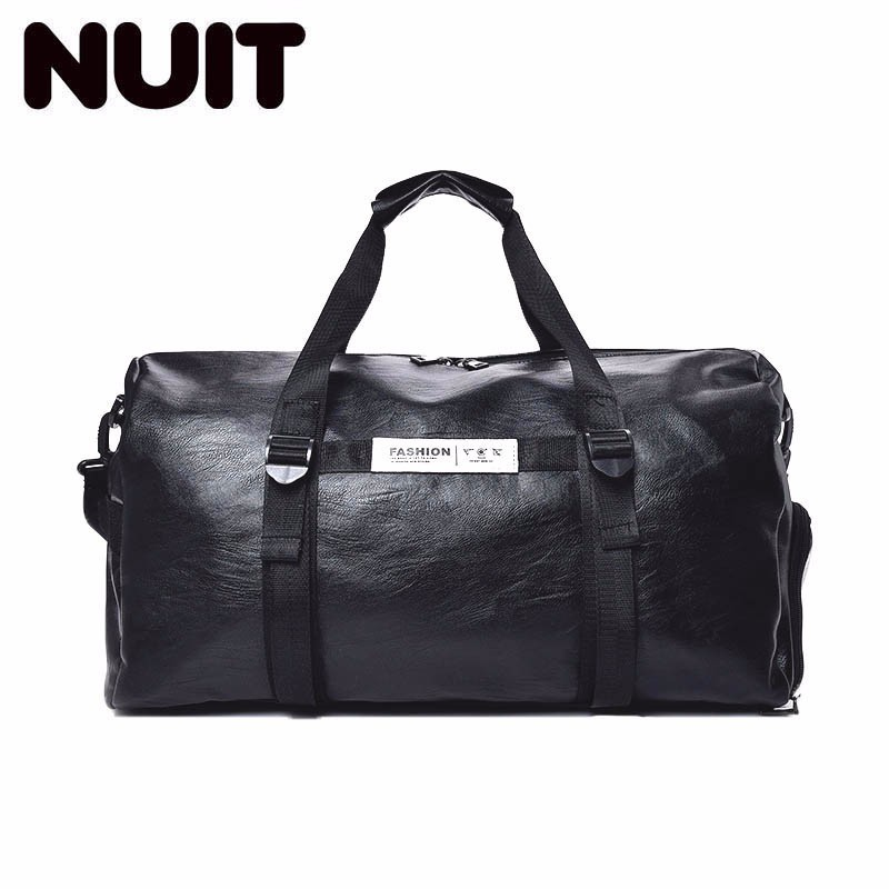 Travelling Bags Luggage Organizer And Packing Cubes Travel Bags Duffle Weekend Duffel Bag Pu Leather Organizador Travel Bag