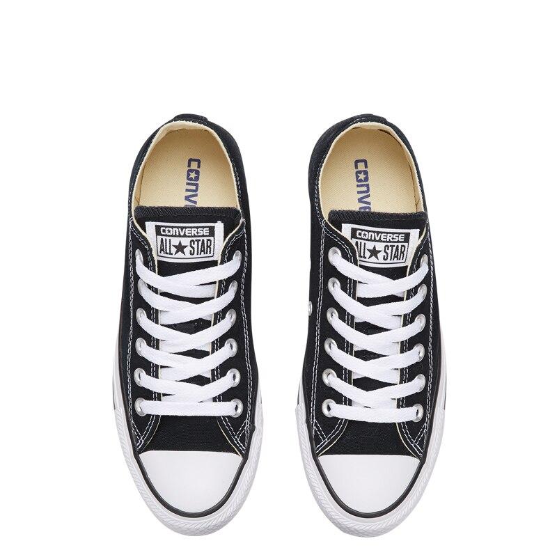 Converse nouveau Original toutes les étoiles chaussures Chuck Taylor Style bas homme et femmes unisexe classique chaussures de skateboard #101001 - 5