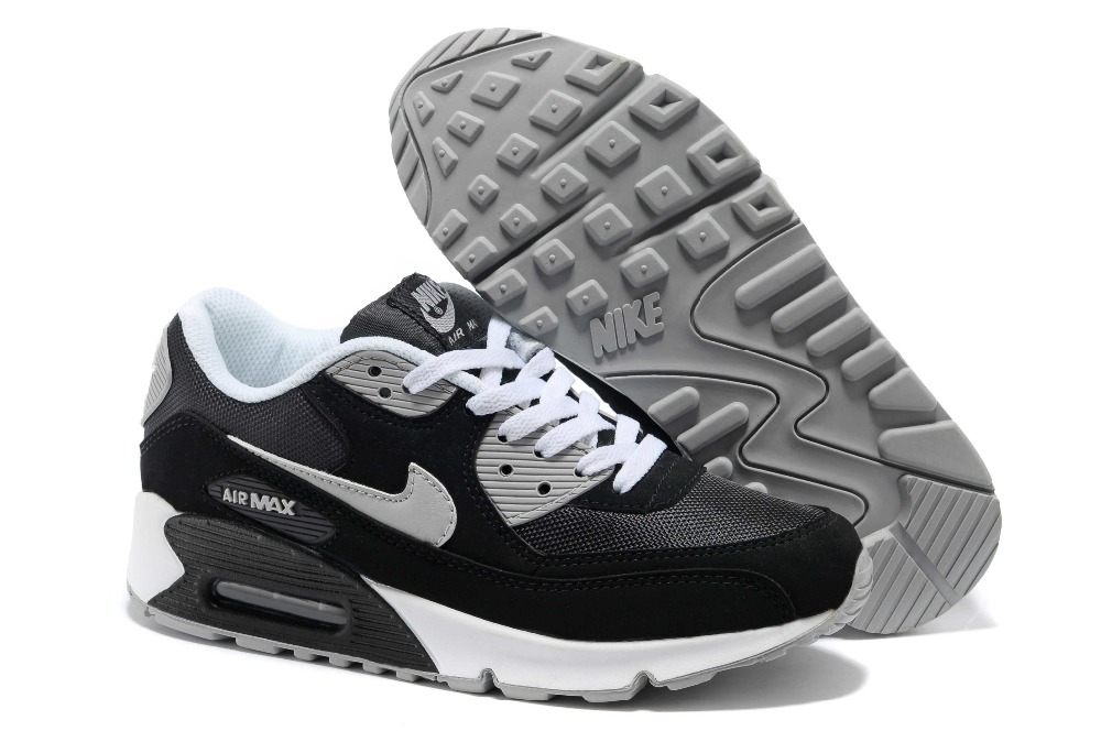 NIKE AIR MAX 90 ESSENTIAL Breathable Men's Running Shoes Sne