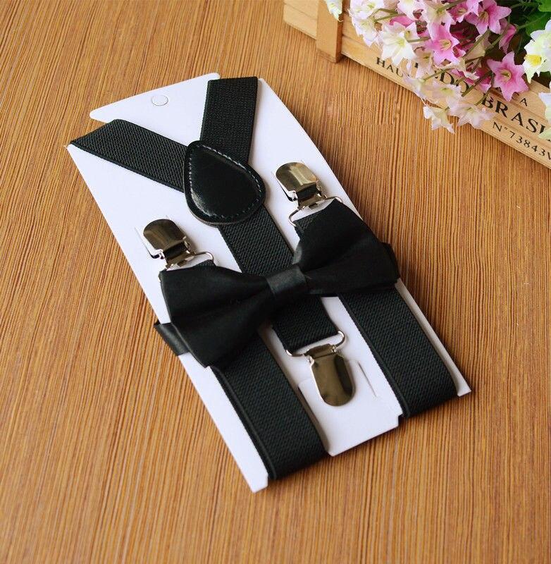 Neue Baby Jungen Kinder Strumpf und Bogen Binden Matching Set Smoking Hochzeit Anzug Party Anzug Zubehör