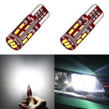 1 Piece T10 W5w Canbus Car Interior Light 194 Led 4014 19Smd Instrument Lights Bulb Lamp Dome 12V