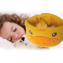 Плюшевый мультфильм детская наушники для сна удаляемый моющийся музыкальная оголовье громкость колонки Мягкая повязка на голову наушники