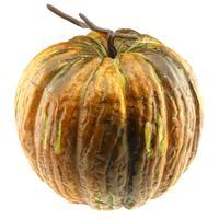 Gresorth 11.5 inch Fake Big Round Pumpkin Artificial Food Party Halloween Christmas Decoration