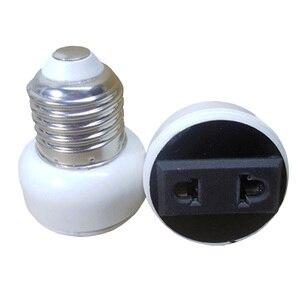 E27 ABS US/EU Plug High Qualit