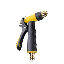 Multi-function Garden Water Gun For Watering Lawn Hose Spray Nozzle Car High Quality Plastic Sprinkle Tools