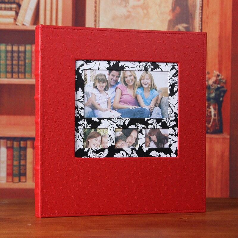Ev ve Bahçe'ten Fotoğraf Albümleri'de Yeni Büyük Kapasiteli 6 Inç 600 Cep Albümü Retro Interstisyel Albümü Bebek Büyüme Bellek Albümü Düğün Fotoğraf Albümü Ev Dekorasy'da  Grup 1