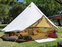 cotton canvas winter camping tents