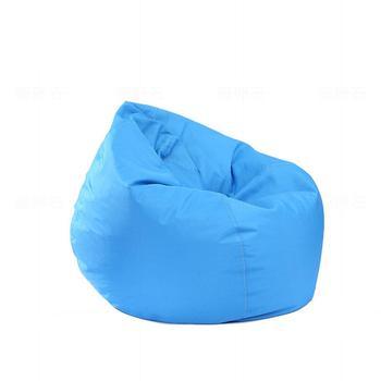 Faul Sitzsack Sofas Abdeckung Stühle Ohne Füllstoff Oxford Tuch Liege Sitz Sitzsack Hocker Puff Couch Tatami Wohnzimmer