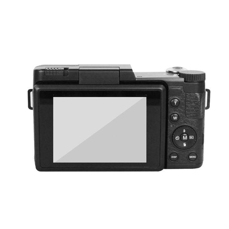 P10 цифровой Камера 1080 P 15fps Full HD 24MP 3,0 дюймовый поворотный ЖК-дисплей Экран видеокамера Широкий формат объектив Камера s высокое качество