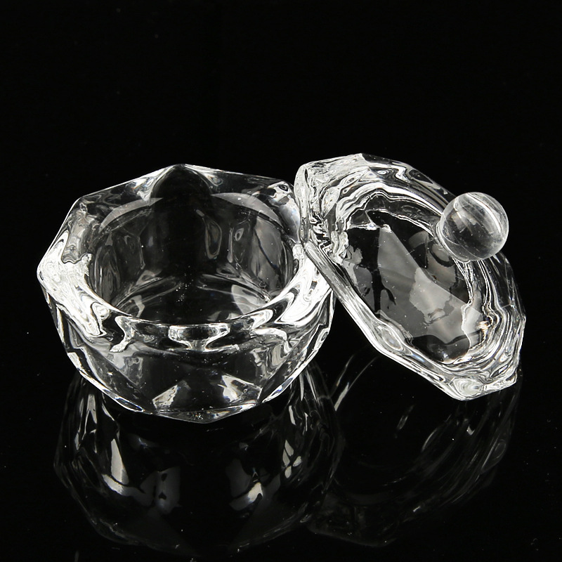 1 pieza de acrílico líquido vidrio acrílico en polvo Dappen plato cristal taza de cristal para acrílico transparente para manicura Color blanco transparente Kit 1 rodillo de acrílico diseñado para Fondant, rodillo para repostería, rodillo para repostería grabado en relieve para repostería, accesorios de cocina