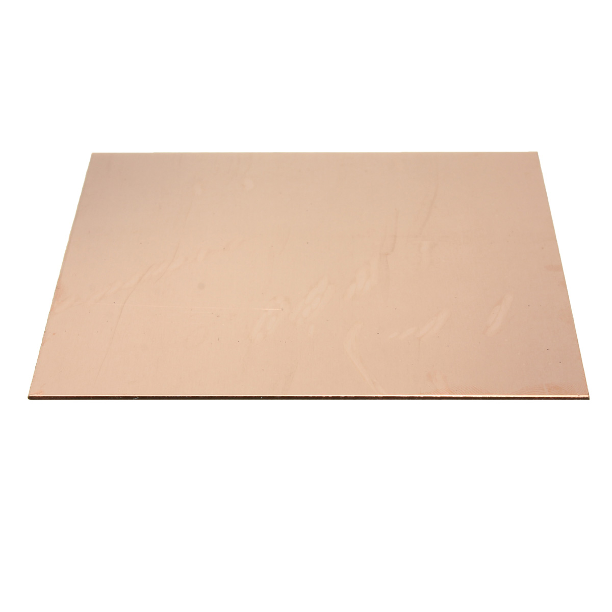 1pc 99.9% Pure Copper Sheet Metal Plate 1mm*100mm*100mm For Welding Brazing