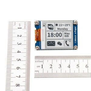 Image 5 - חדש 1.54 אינץ E דיו מסך תצוגת נייר אלקטרוני מודול תמיכה רענון חלקי לarduino עבור פטל Pi