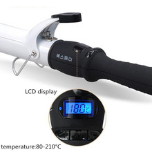 professional Temperature hair curler