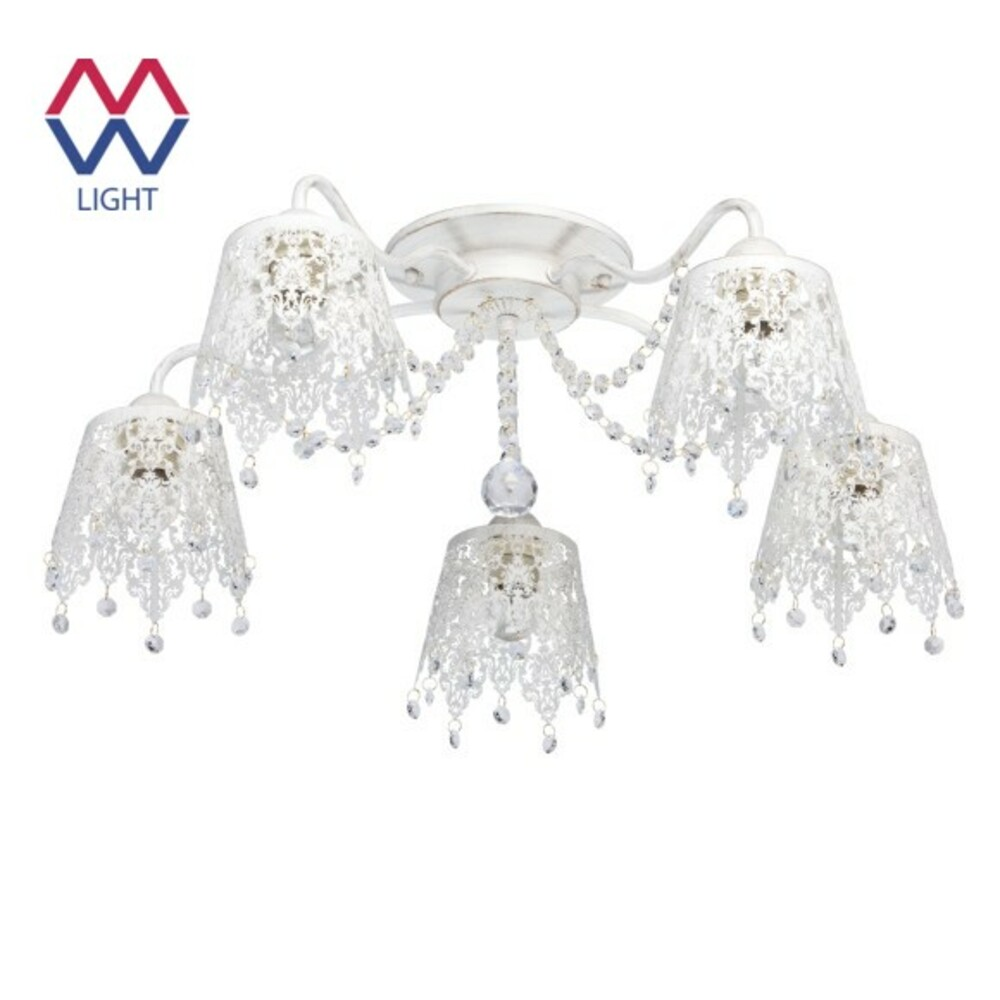 купить Chandeliers Mw-light 472011205 ceiling chandelier for living room to the bedroom indoor lighting по цене 10232 рублей