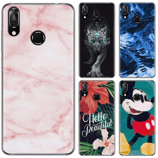promo code 73355 9a0f1 US $1.34 20% OFF|Colorful Patterns Soft Phone Case For VODAFONE SMART X9  5.7 inch Fashion Design Art Painted TPU Silicone Cover-in Fitted Cases from  ...