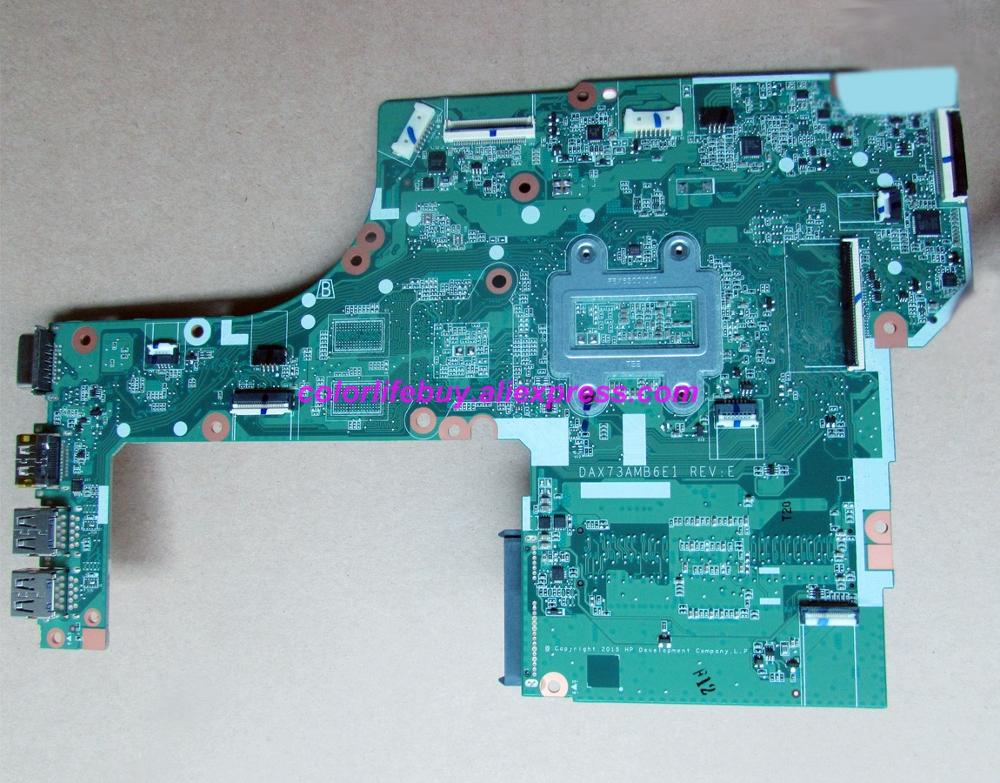 Image 2 - Genuine 828432 601 828432 001 DAX73AMB6E1 w A8 7410 CPU UMA Laptop Motherboard for HP ProBook 455 G3 Series NoteBook PC-in Laptop Motherboard from Computer & Office