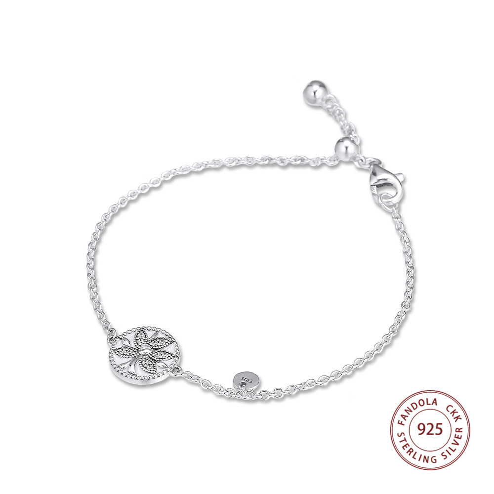 2019 New Tree of Life Bracelet 925 Sterling Silver Femme Charm Bracelets Bangles for Women Original Jewelry pulseras mujer2019 New Tree of Life Bracelet 925 Sterling Silver Femme Charm Bracelets Bangles for Women Original Jewelry pulseras mujer