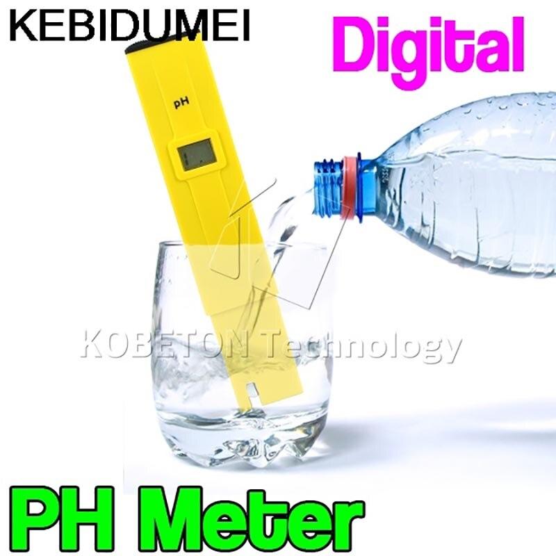 Цифровой жидкокристаллический рН метр TDS метр ручка тестер точность 0,1 аквариум бассейн Вода Вино моча автоматическая калибровка|Измерители pH|   | АлиЭкспресс