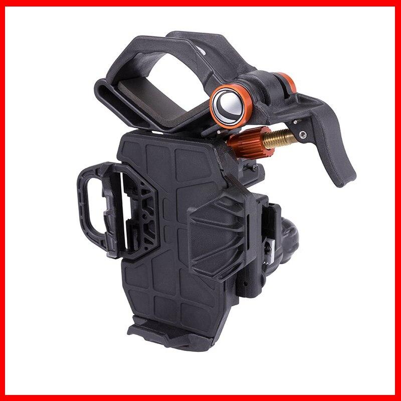 Celestron NexYZ 3-Eixo eixo universal smartphone adaptador telescópios móveis microscópio